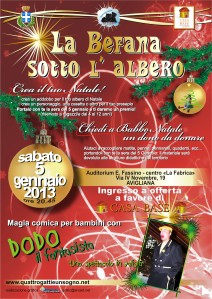 """""""La befana sotto l'albero"""" edizione 2012!"""