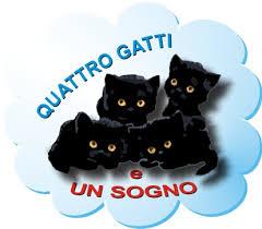 Logo QuattroGattieUnSogno