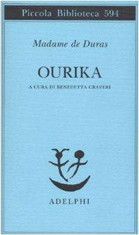 Ourika copertina