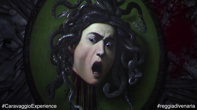 Caravaggio-Experience-Venaria-Reale 4