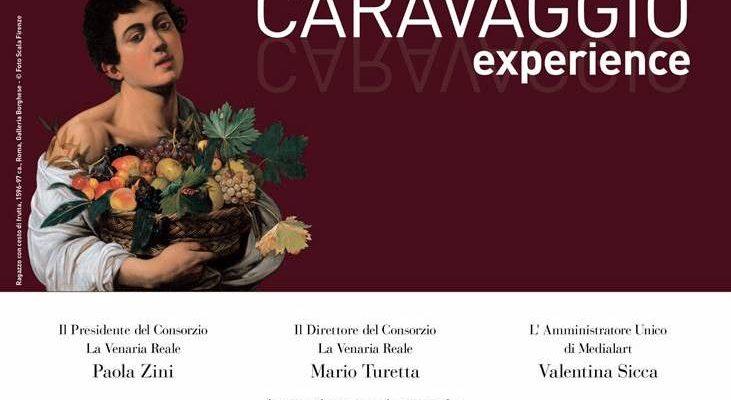 Caravaggio-Experience-Venaria-Reale 5
