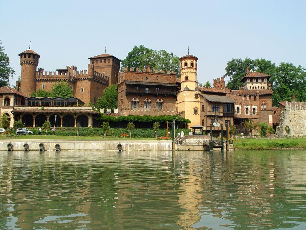 Borgo Medievale Valentino 1