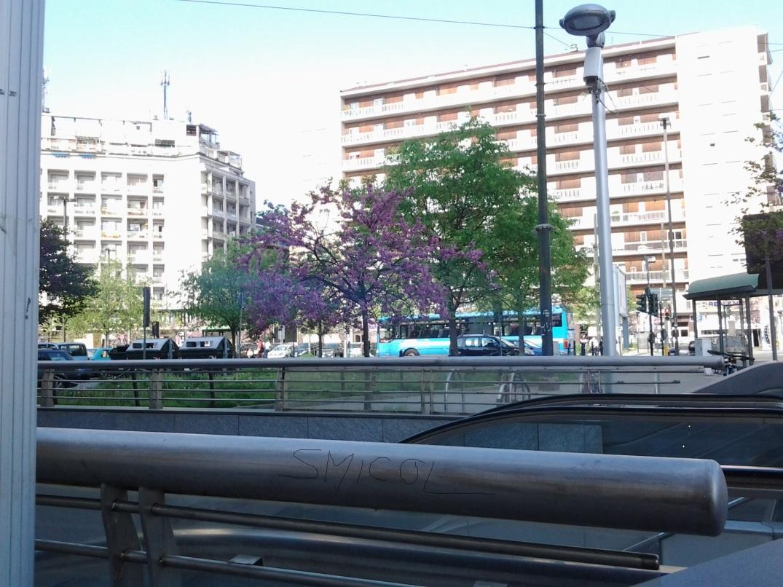 Metro piazza Carducci 1