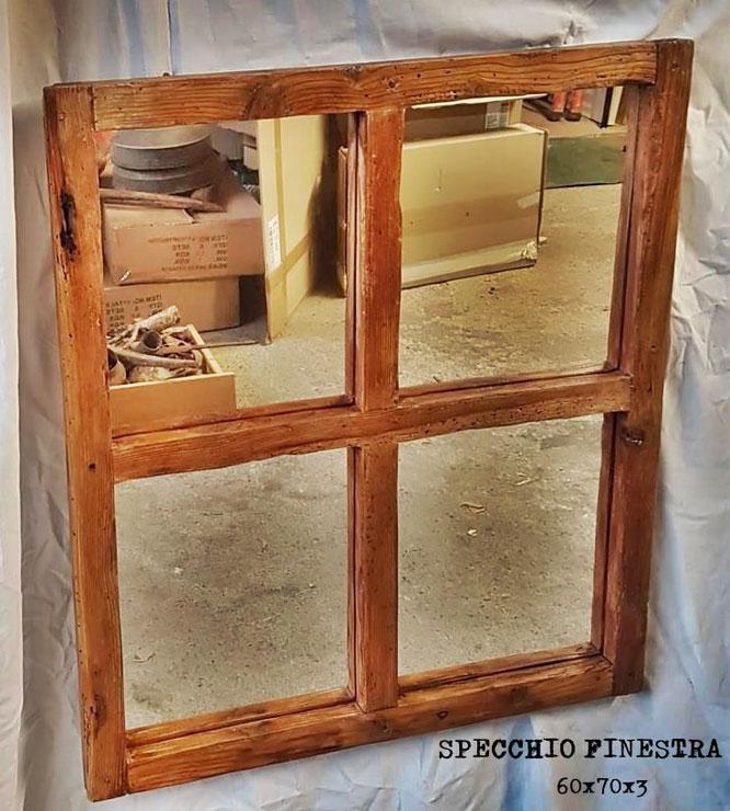Specchio Finestra